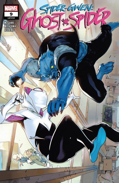 Spider-Gwen - Ghost-Spider #9