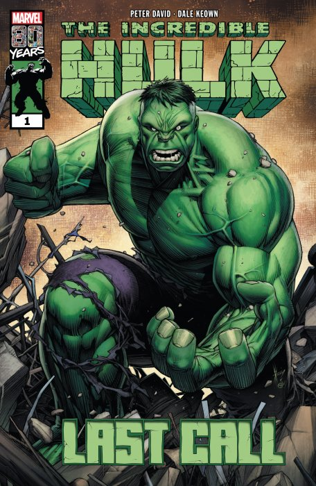 Incredible Hulk - Last Call #1
