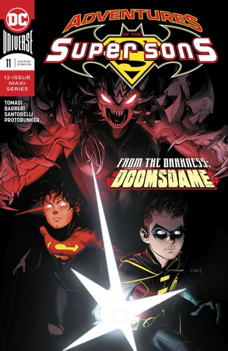 Adventures of the Super Sons #11