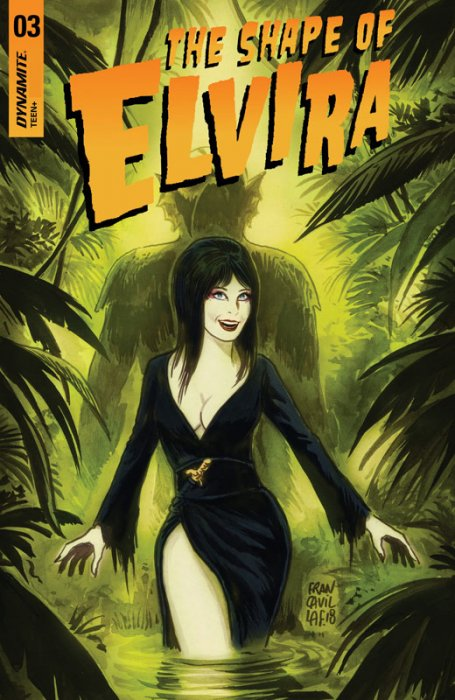 Elvira - The Shape of Elvira #3