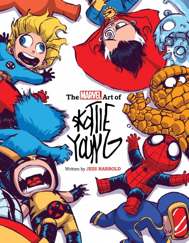 The Marvel Art of Skottie Young #1