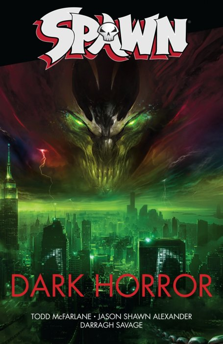 Spawn - Dark Horror #1 - TPB