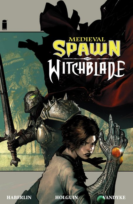 Medieval Spawn & Witchblade #1 - TPB