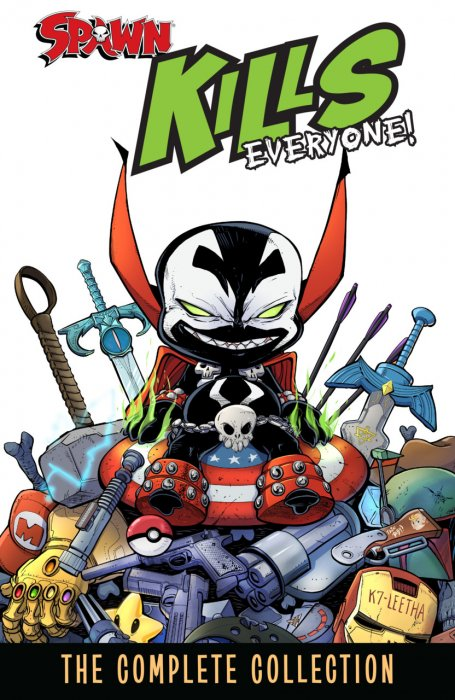 Spawn Kills Everyone - The Complete Collection #1 - TPB