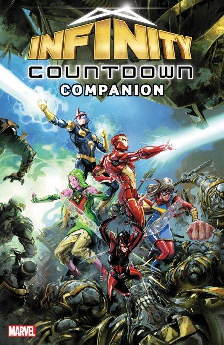 Infinity Countdown - Companion #1 - TPB