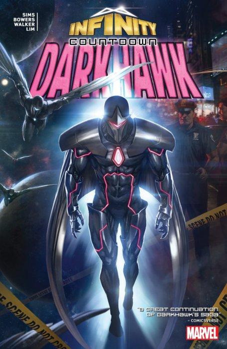 Infinity Countdown - Darkhawk #1 - TPB