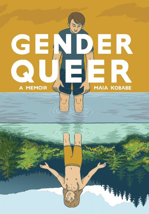 Gender Queer - A Memoir #1 - GN