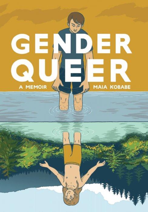 Gender Queer - A Memoir #1 - GN
