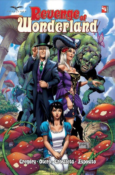 Revenge of Wonderland #1 - TPB