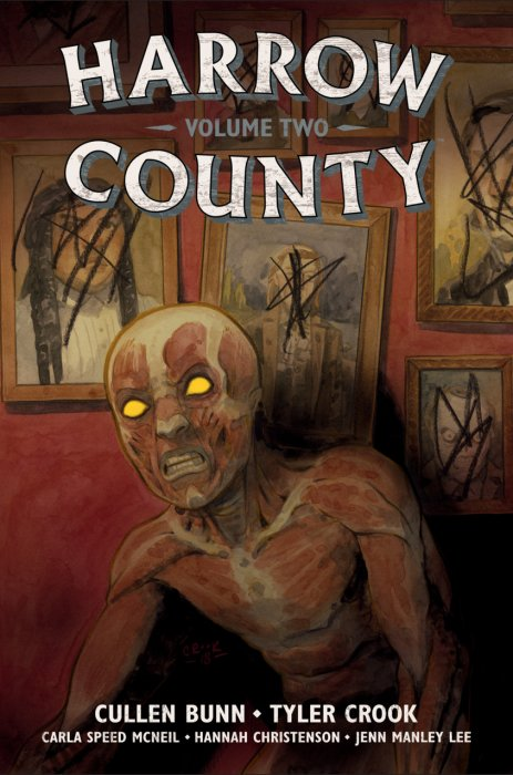 Harrow County Library Edition Vol.2