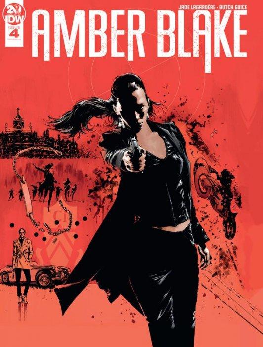 Amber Blake #4