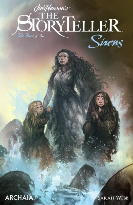 Jim Henson's The Storyteller - Sirens #3