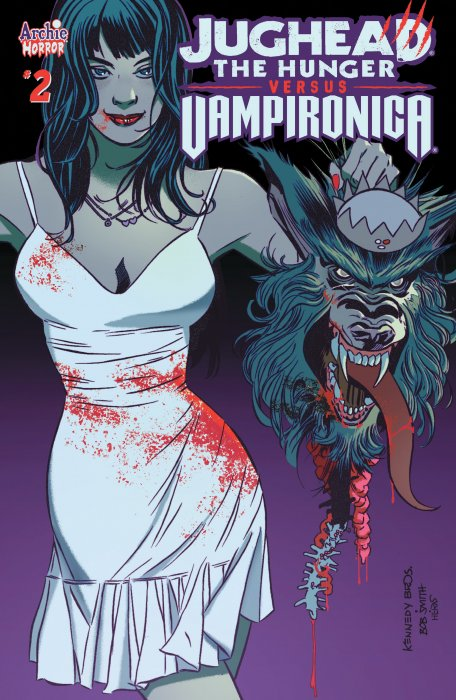Jughead the Hunger vs. Vampironica #2