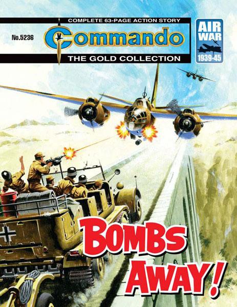 Commando #5235-5238