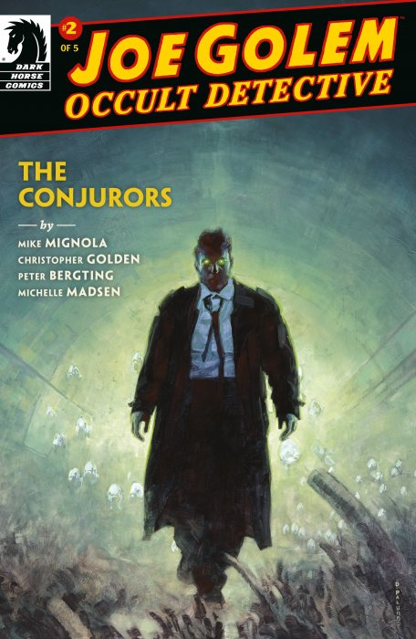 Joe Golem - The Conjurors #2
