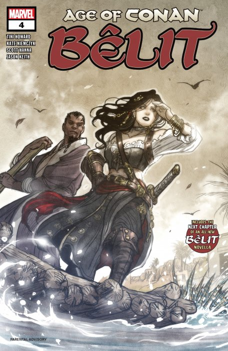 Age Of Conan - Belit - Queen Of The Black Coast #4