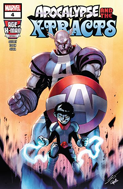 Age of X-Man - Apocalypse and the X-Tracts #4