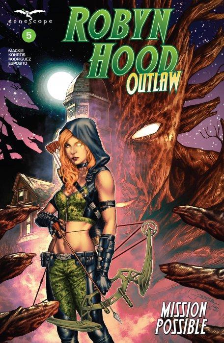 Robyn Hood - Outlaw #5