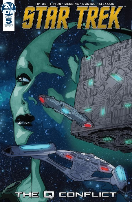 Star Trek - The Q Conflict #5