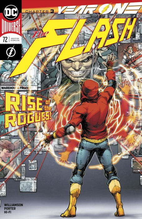 The Flash #72