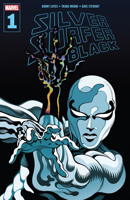 Silver Surfer - Black #1