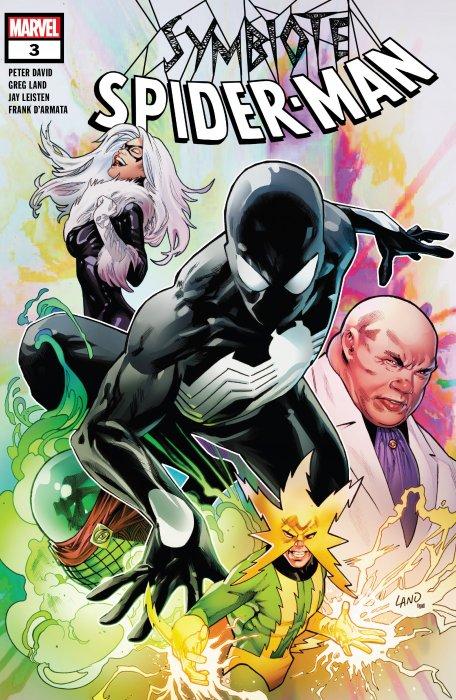 Symbiote Spider-Man #3