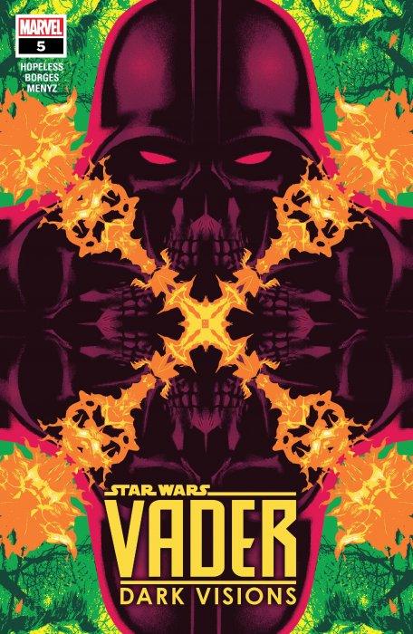 Star Wars - Vader - Dark Visions #5