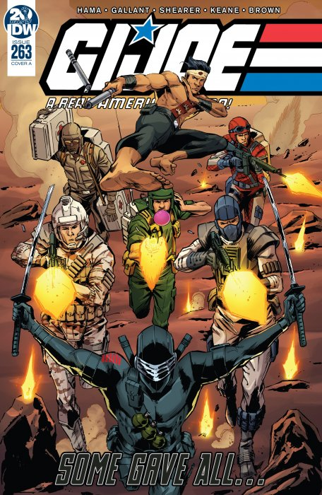 G.I. Joe - A Real American Hero #263