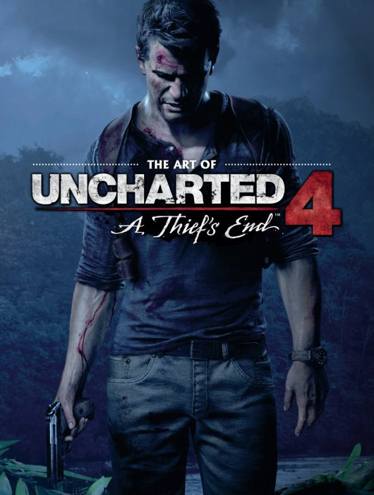 The Art of Uncharted 4 - A Thief's End #1 - HC