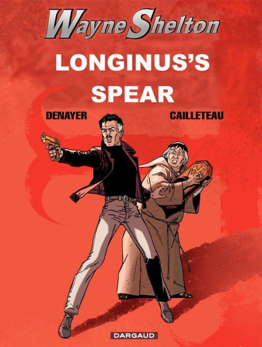 Wayne Shelton #7 - Longinus Spear
