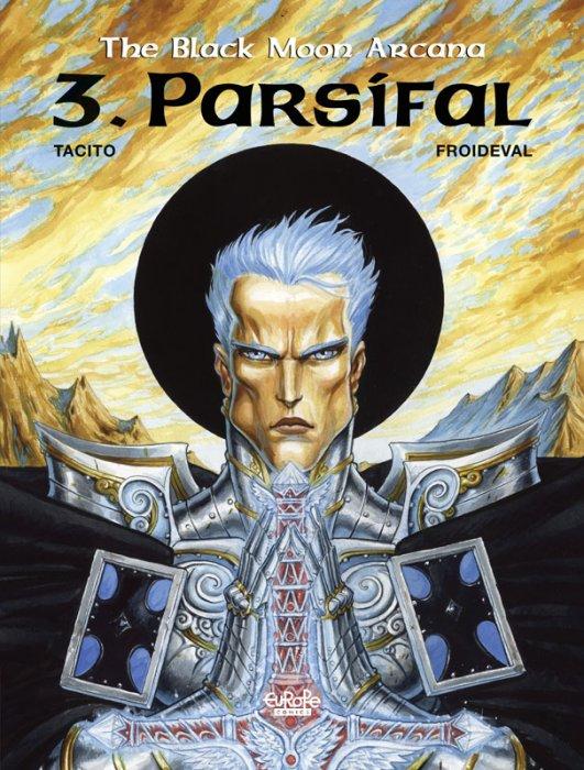 The Black Moon Arcana #3 - Parsifal