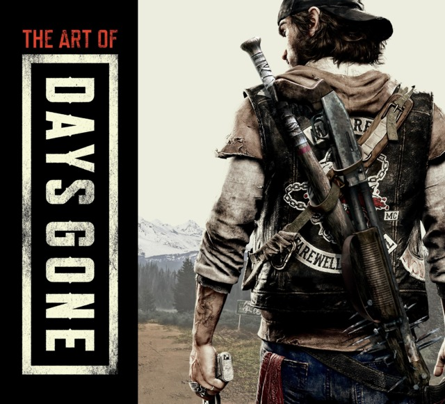 The Art of Days Gone #1 - HC