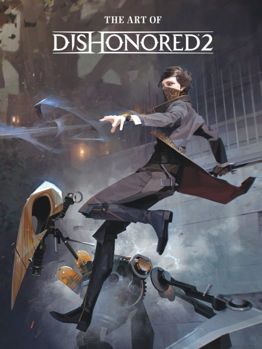 The Art of Dishonored 2 #1 - HC