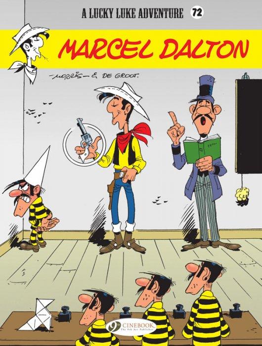 Lucky Luke #72 - Marcel Dalton