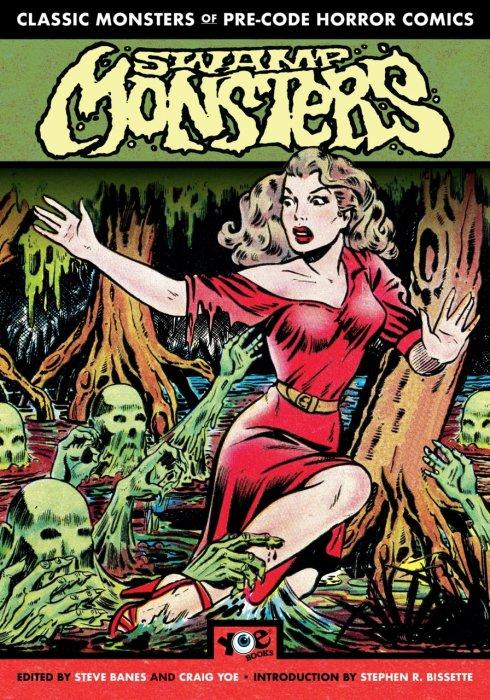 Classic Monsters of Pre-Code Horror Comics - Swamp Monsters #1 - TPB