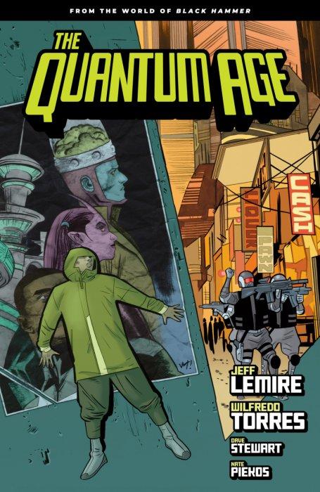 Quantum Age Vol.1