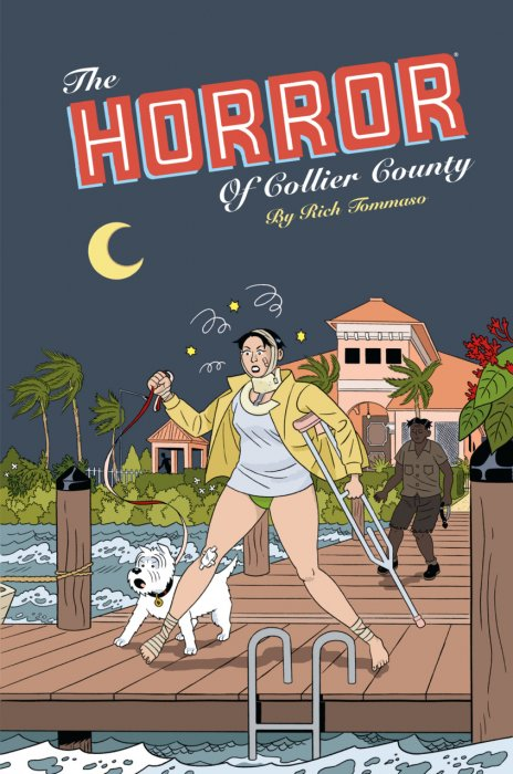 The Horror of Collier County #1 - HC