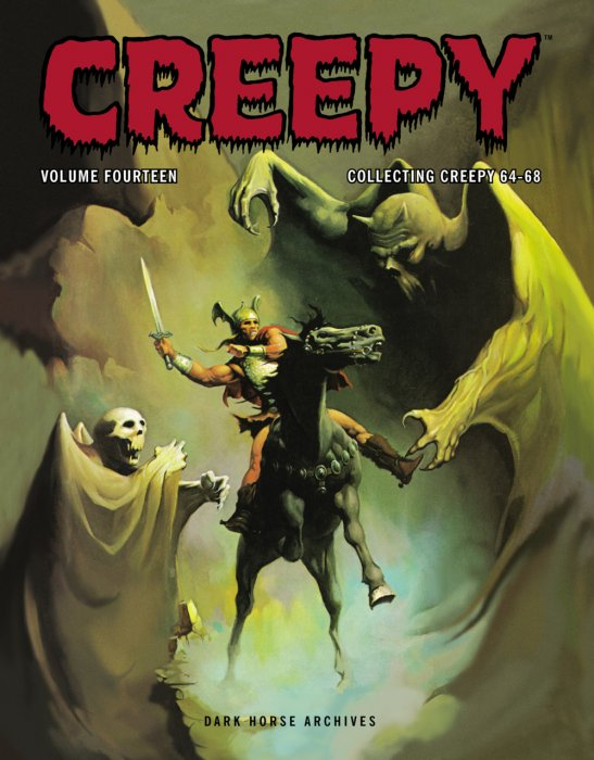 Creepy Archives Vol.14