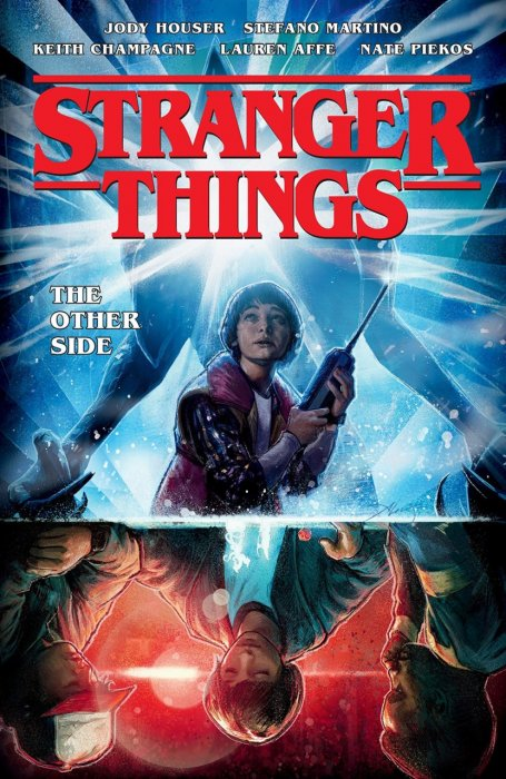 Stranger Things Vol.1 - The Other Side