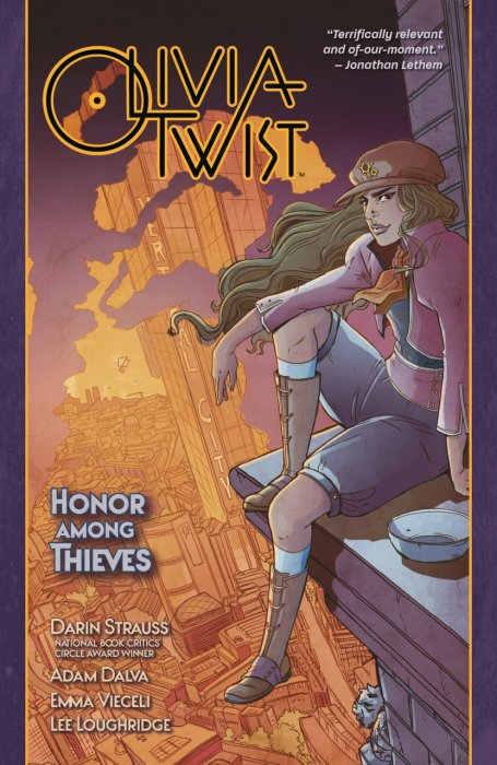 Olivia Twist - Honor Among Thieves #1 - TPB