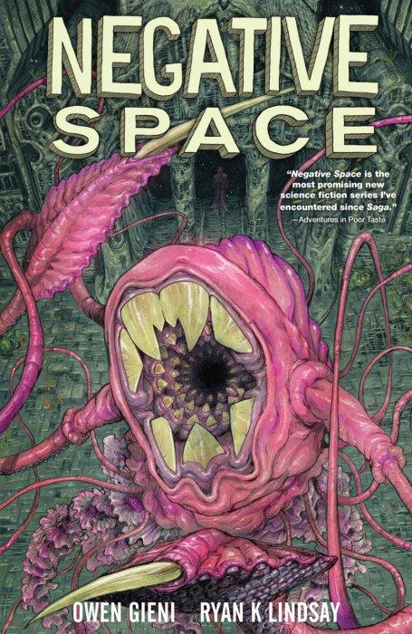 Negative Space #1 - TPB