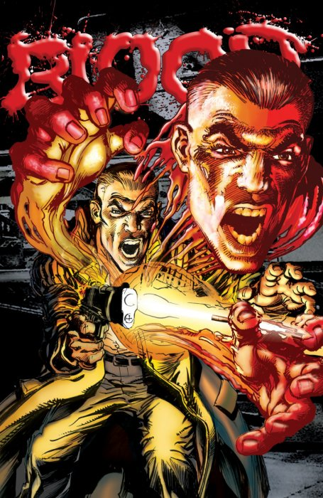 Neal Adams' Blood #1 - TPB