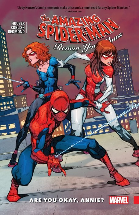 Amazing Spider-Man - Renew Your Vows Vol.4 - Are You Okay, Annie