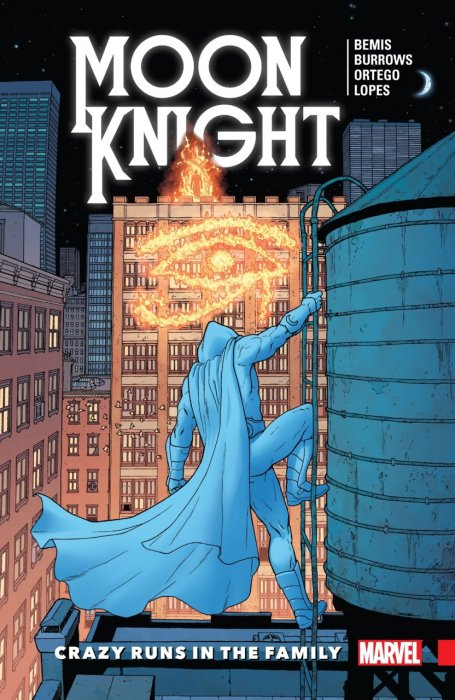 Moon Knight - Legacy Vol.1 - Crazy Runs in the Family