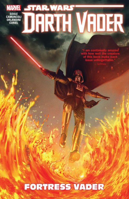 Star Wars - Darth Vader - Dark Lord of the Sith Vol.4 - Fortress Vader