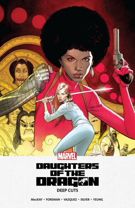 Daughters of the Dragon - Deep Cuts #1 - TPB