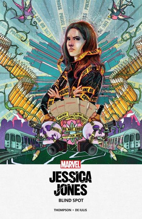 Jessica Jones - Blind Spot #1 - TPB