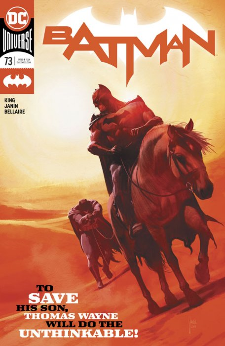 Batman Vol.3 #73