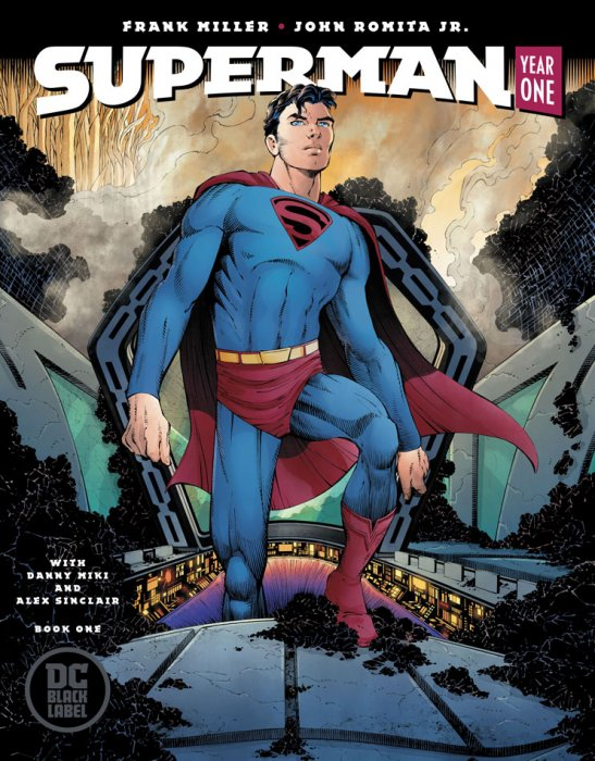 Superman - Year One #1