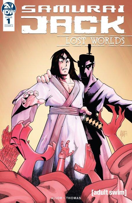 Samurai Jack - Lost Worlds #1